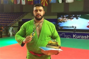 Nour IAU Student  Shines in  World Kurash Championship
