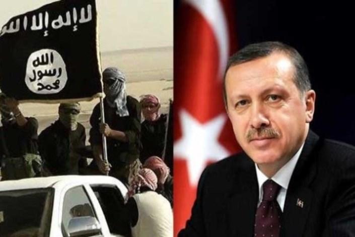 اردوغان و داعش