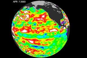 امکان افزایش شدت و وسعت ال نینو در زمستان امسال
