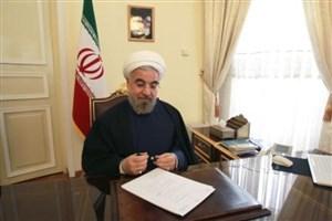 روحانی فرارسیدن روز ملی فرانسه را تبریک گفت