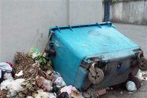 رفع مشکلات  و شناسایی کودکان زباله گرد