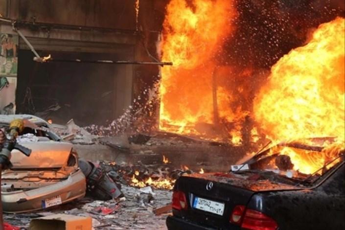 انفجار تروریستی