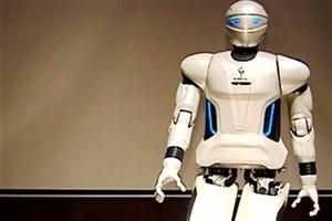 ویدیو / رونمایی از ربات انسان نمای کاملا ایرانی