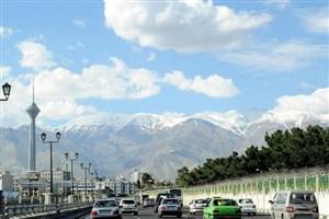 در اولین روز زمستان هوای تهران سالم است