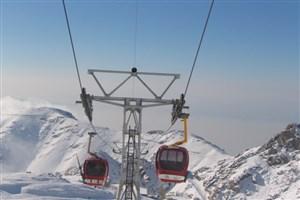 نجات شش تن از سرمازدگی در قله توچال