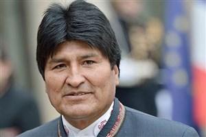 توئیت رئیس جمهوری بولیوی: ونزوئلا تنها نیست