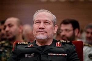 سرلشکرصفوی انتصاب فرمانده نیروی دریایی و معاون هماهنگ کننده سپاه را تبریک گفت