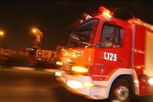 بیمارستانی در گرگان آتش گرفت