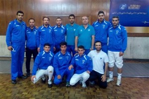 IAU Shines in Iran's Swordsmanship Premier League