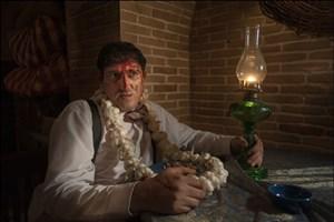 یوسف صیادی از بازی در سریال «معمای شاه» می گوید