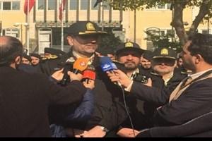دستگیری بیش از 100 تن از اراذل و اوباش تهران