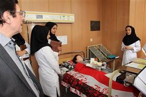 بازدید هیات ارزیابی وزارت بهداشت از دانشکده پرستاری واحد نجف آباد
