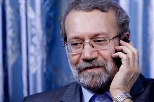 تماس تلفنی رئیس مجلس با خانواده هاشم زائی/پیگیری وضعیت جسمی نماینده تهران