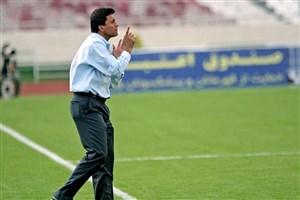 مرفاوی: روی اشتباه بازیکنان خودمان گل خوردیم