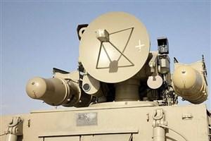 تمرین مقابله با موشکهای کروز توسط پدافند هوایی ارتش
