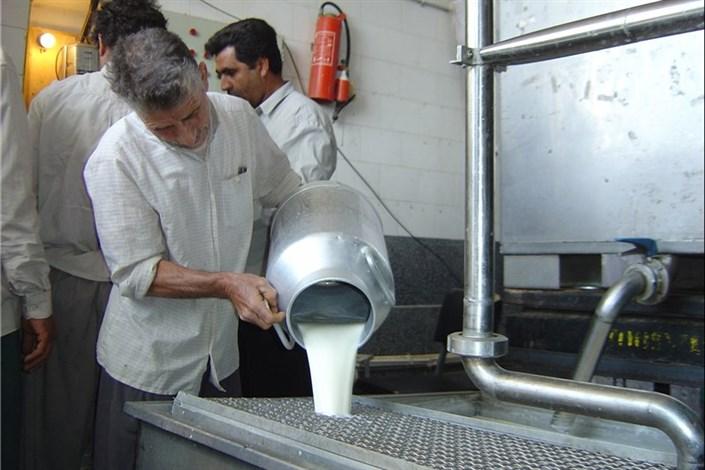 طرح خرید حمایتی  شیر خام