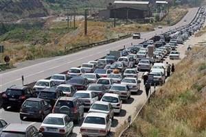 ترافیک نیمه سنگین درمحور ایلام-مهران /جاده های آذربایجان شرقی  و غربی بارانی است