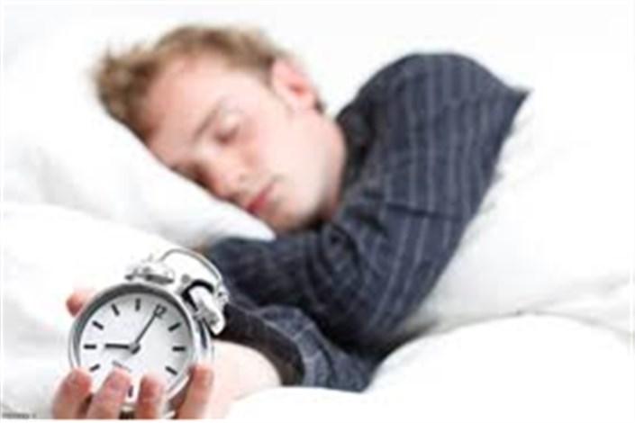 اختلال در خوابیدن