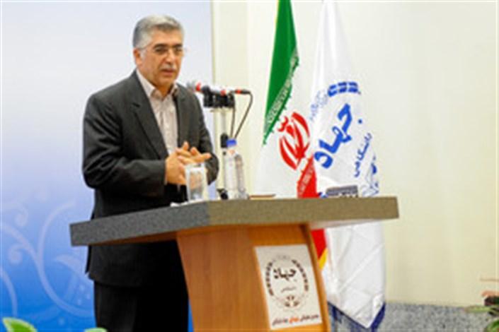 رییس جهاد دانشگاهی