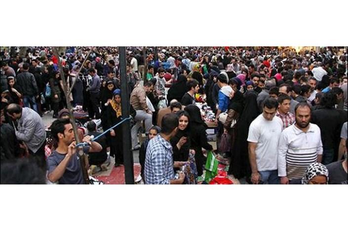 کوچ اجباری دستفروشان از بازار تهران