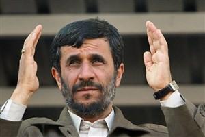 سخنان نیشدار احمدینژاد در مسجد مسعودیه