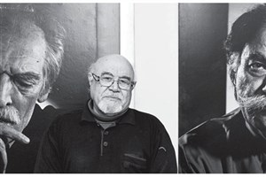 بهمن فرمانآرا، مسعود کیمیایی و اصغر فرهادی در گالری شکوه