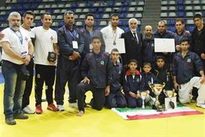 Sirjan IAU Student Coaches National Karate Team to Stardom