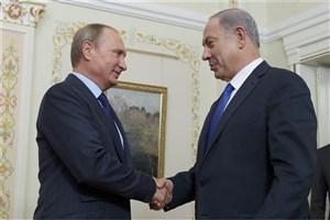 پوتین به نتانیاهو هدیه داد
