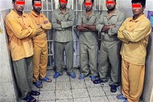 سارقان مسلح آمبولانس هلال احمر دستگیر شدند