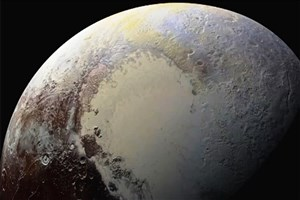 ویدیو / بهترین تصویر کلوز آپ ناسا از سیاره پلوتون