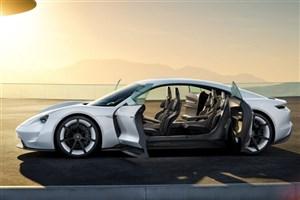 عرضه Mission E، خودروی الکتریکی پورشه و رقیب تسلا در سال ۲۰۲۰