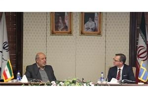 وزیر نیرو خبر داد: ایران آماده امضای قرارداد فاینانس باسوئد/۲پیشنهاد برقی به سوئدیها