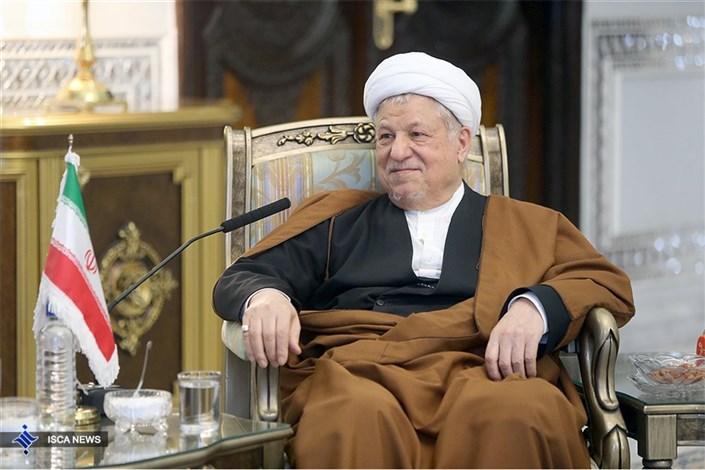 دیدار نخست وزیر مجارستان با آیت الله هاشمی رفسنجانی
