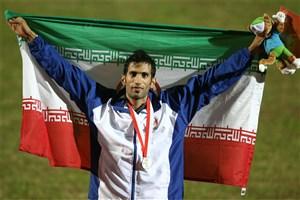 محمد ارزنده شصتمین سهمیه کاروان ایران در المپیک را کسب کرد