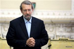 پیام تسلیت علی لاریجانی به رضا ربانی رئیس مجلس سنای پاکستان