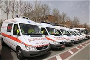 استقرار اکیپهای پزشکی و درمانی اورژانس در روز عید فطر