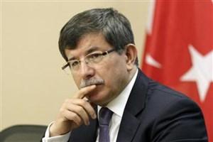 داووداوغلو در دیاربکر: ترکیه از مواضع خود عقبنشینی نمیکند