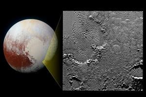 ناسا تصویر دقیقتری از قلب پلوتو را منتشر کرد
