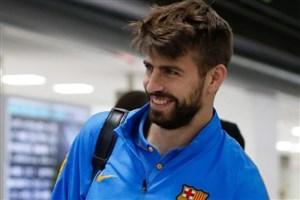 رکوردشکنی پیکه در بازی بارسلونا و چلسی
