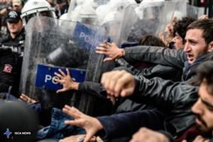 کشته شدن 6 تظاهرکننده کرد در دیاربکر ترکیه