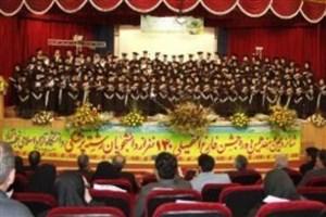 مدیرکل توسعه آموزش پزشکی دانشگاه آزاد اسلامی : 22درصد دانش آموختگان ممتاز فارغ التحصیل واحد نجف آباد هستند