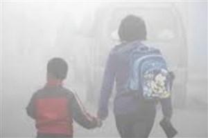 تاثیر منفی آلودگی بر عملکرد ذهنی و هوشیاری کودکان/عوارض آلودگی هوا برای کودکان