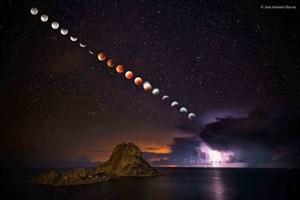 ۱۰ تصویر برتر علمی جهان در سال ۲۰۱۵ منتشر شد