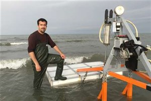 Maragheh IAU Produces Electricity from Sea Waves