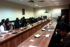 جلسه هم اندیشی فرهنگی ویژه کارکنان حوزه پژوهش