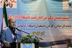 فرماندار فیروزکوه: دکتر میرزاده از سرمایه های انقلاب است