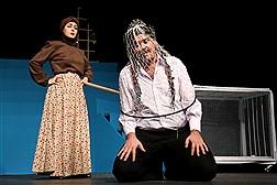نمایش کمدی – موزیکال «عمارتخانه» - مشهد