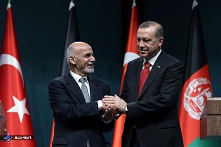 اردوغان و غنی