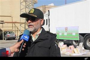 قاچاقچیان در انتقال ۲ تن تریاک از مسیر اصفهان ناکام ماندند