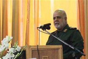 مشاور عالی فرمانده سپاه قدس :داعش یک جریان اعتقادی و فکری است و جنگ با آن ها یک جنگ سخت است